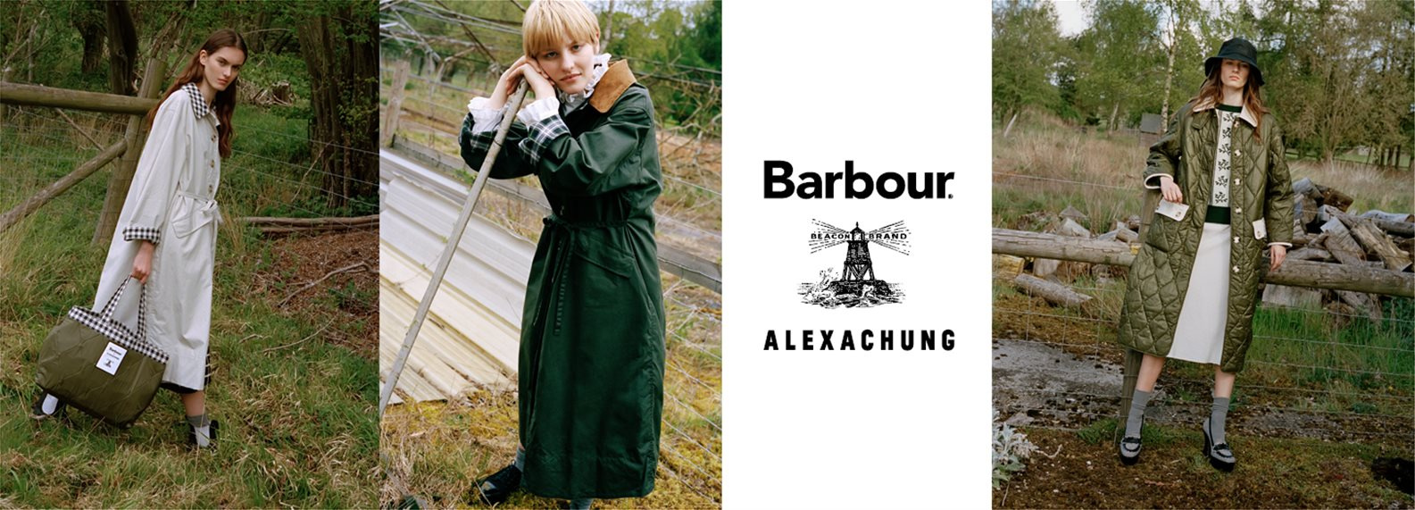 BARBOUR BY ALEXACHUNG image