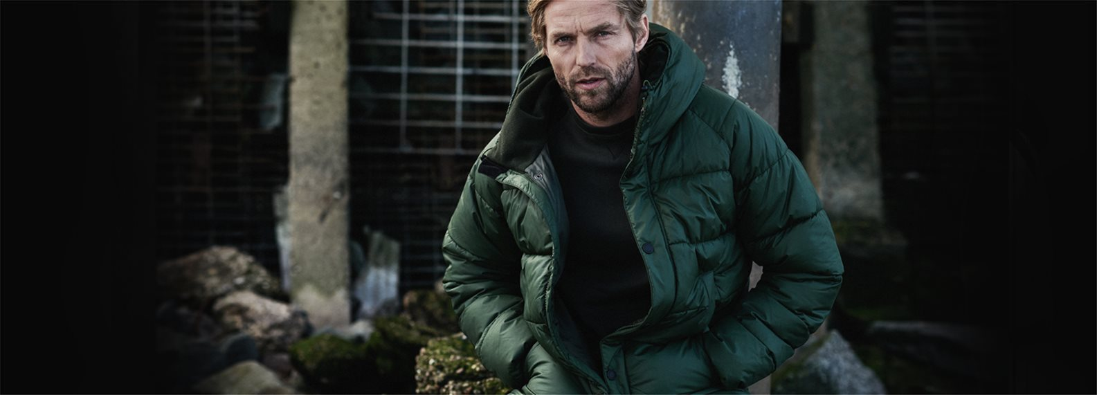 BARBOUR MEN'S NEW COLLECTION image