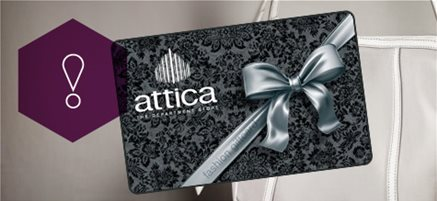 attica FASHION GIFT CARD image 11